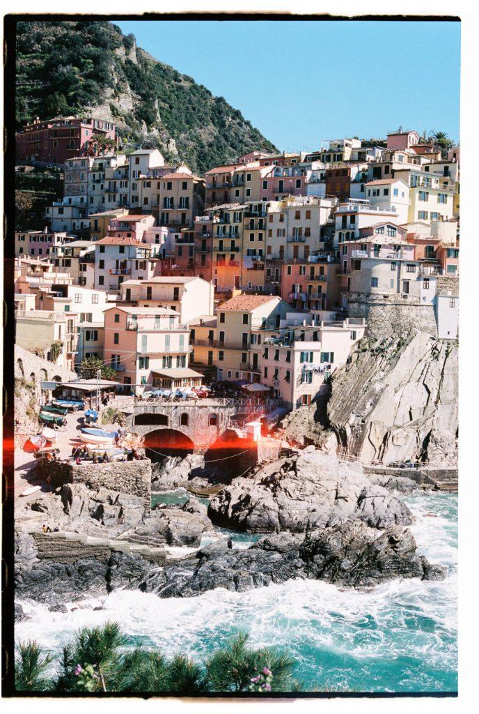 manarola cinque terre, Italië