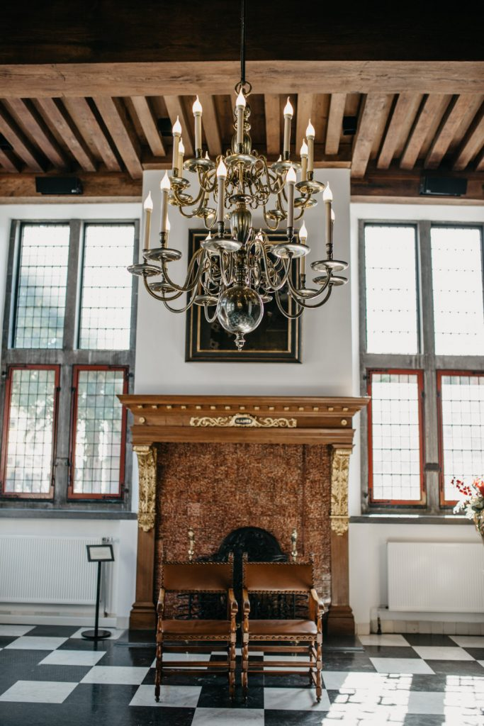 interieur oud stadhuis den haag