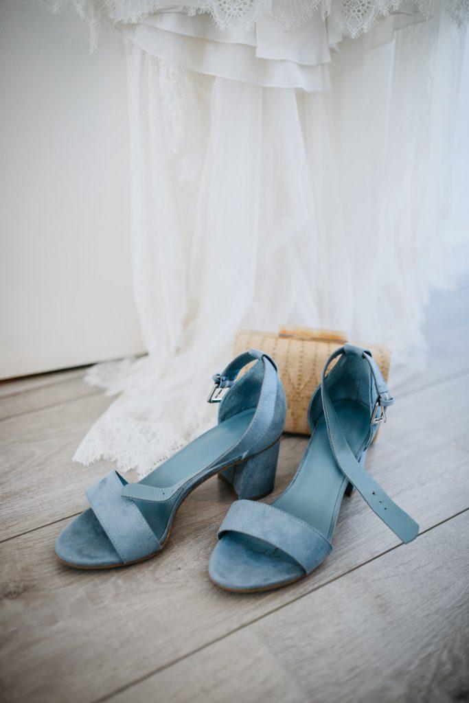 schoenen bruid