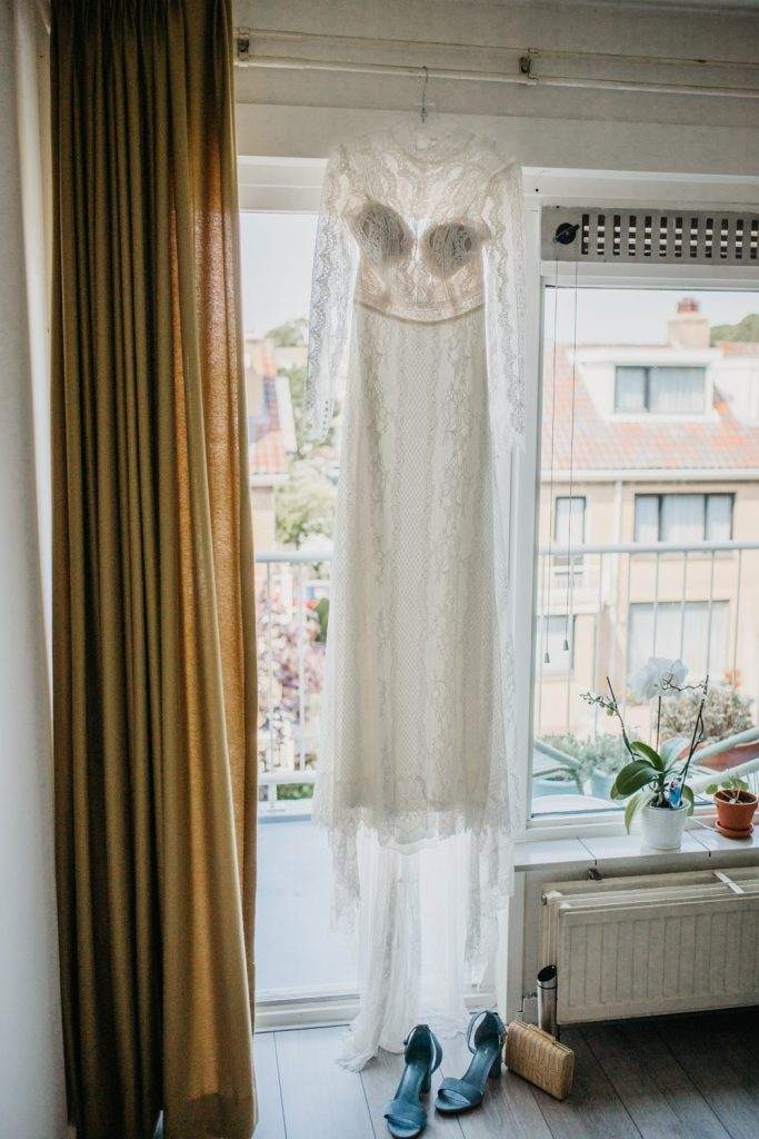 jurk bruid