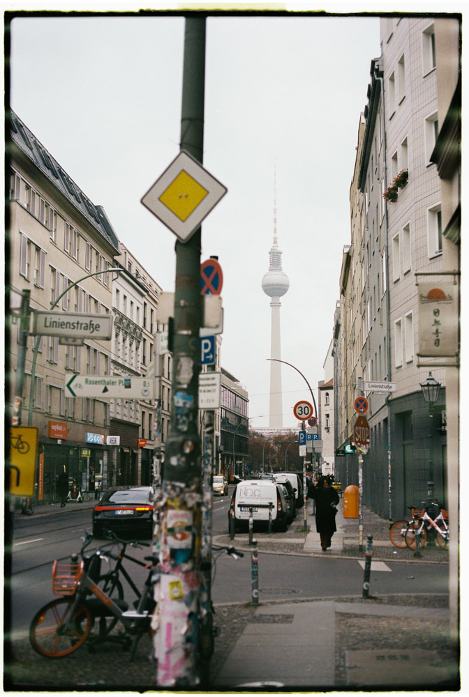 straatbeeld berlijn